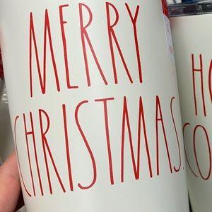 Rae dunn Christmas tumbler!